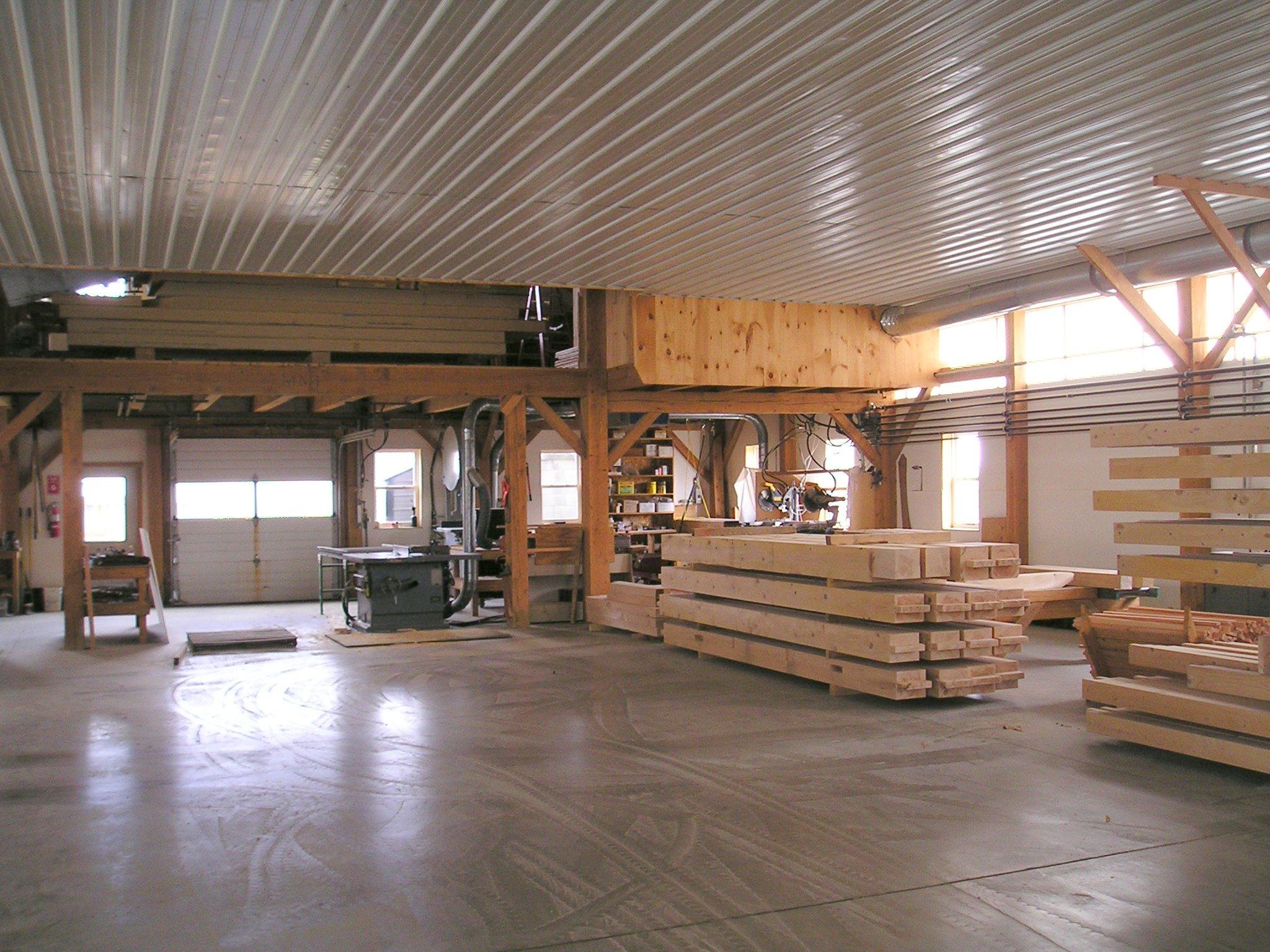 Aaron King Timber Framing LLC