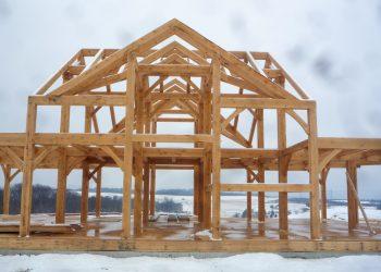 Interesting Timber Frames
